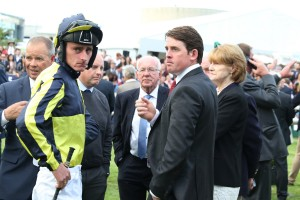 Maguire in attire to see My Dream Boat win the Prince of Wales's Stakes at Royal Ascot in June