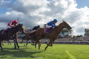 Wuheida wins the Prix Marcel Boussac to become Dubawi's first juvenile Gr1 winner