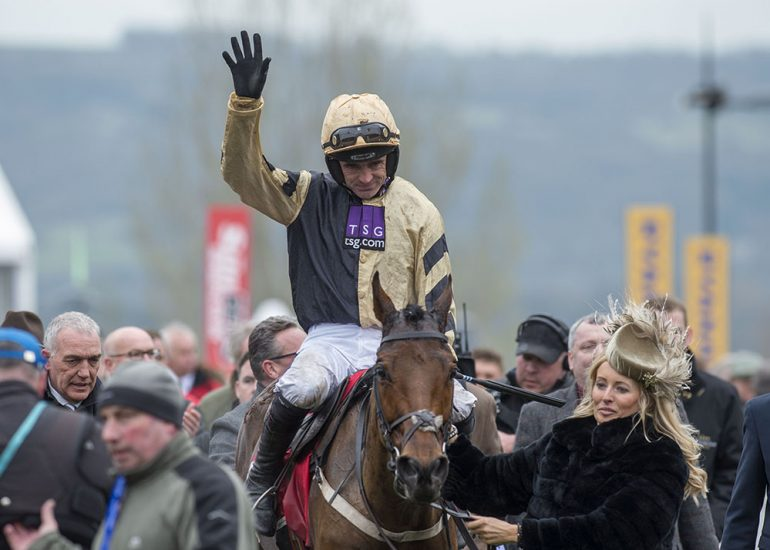Resurgent Walsh claims Stayers'