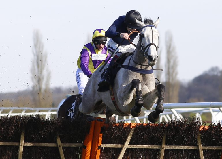 Snow on top in Mares' Finale