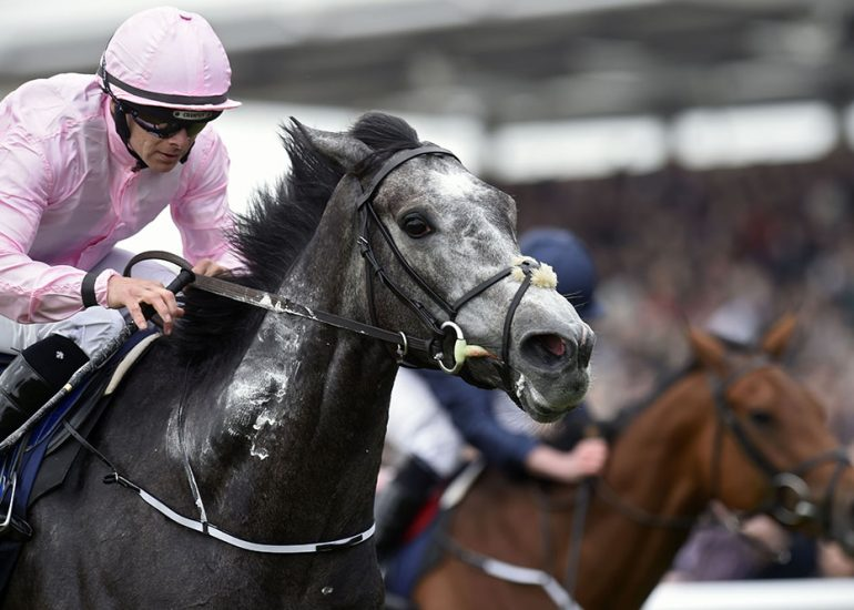 Third Guineas double for O'Brien