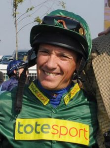 Frankie Dettori will be exhibiting sporting skills of a different kind