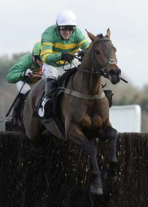 Eastlake, now a ten-time winner, set up a mighty double at Cheltenham