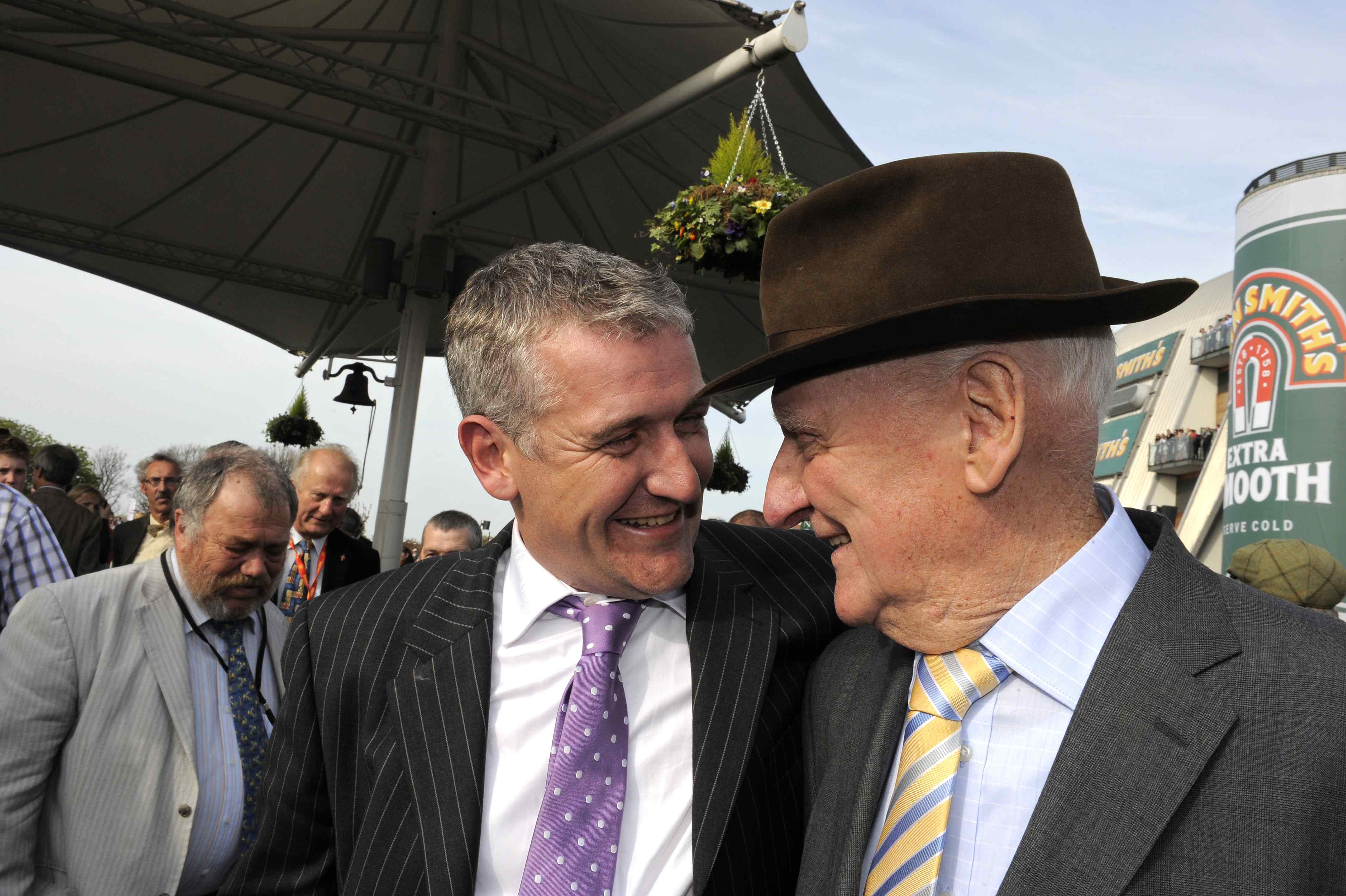 Kruzhlinin was one of the horses Paul and Clare Rooney removed from the McCain stable