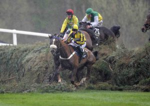 Kruzhlinin will represent the Rooneys in this year's Grand National