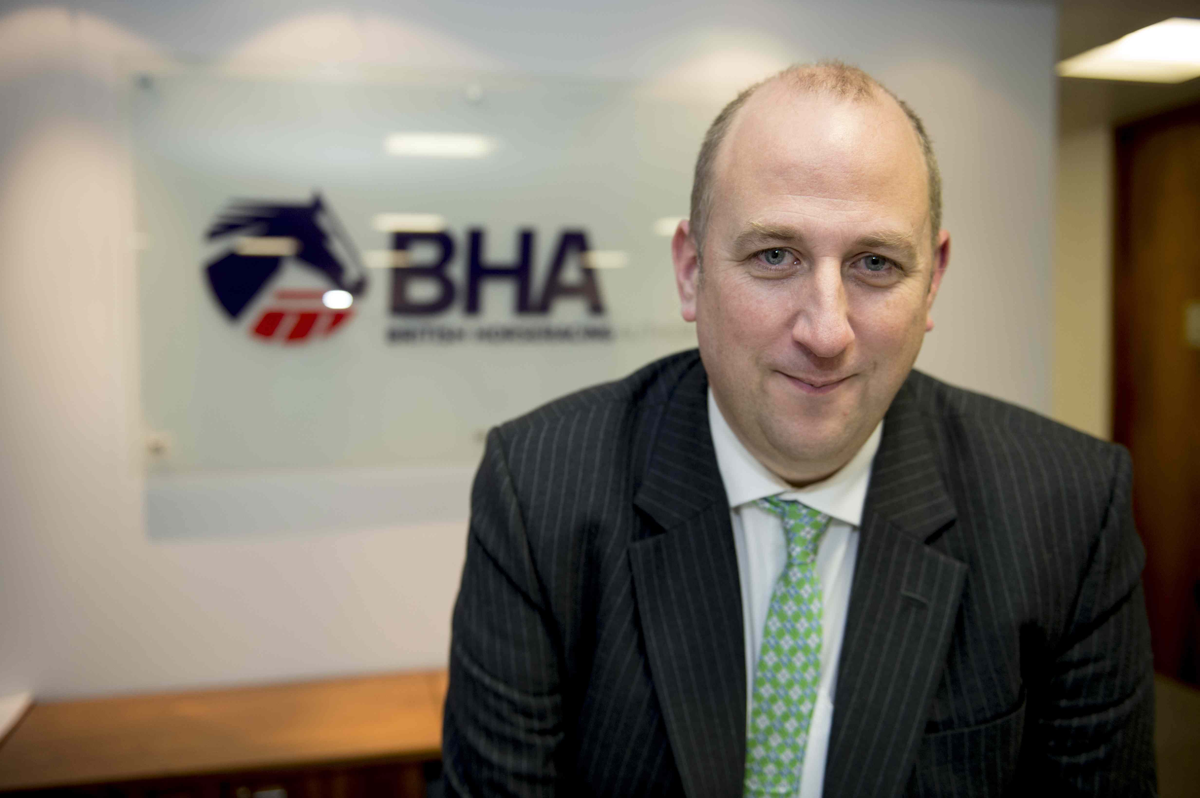 Nick Rust has made a big impact in his first year as Chief Executive of the BHA but as he explains, there is plenty of hard work ahead