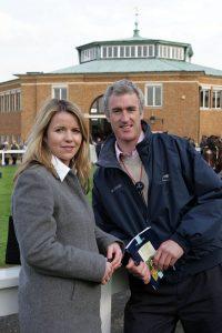 Tara and Bill Dwan run Castlebridge Stud in County Meath