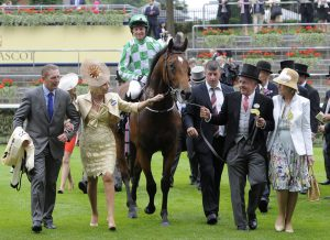 War Command advertises his sire's ability in Europe with victory at Royal Ascot